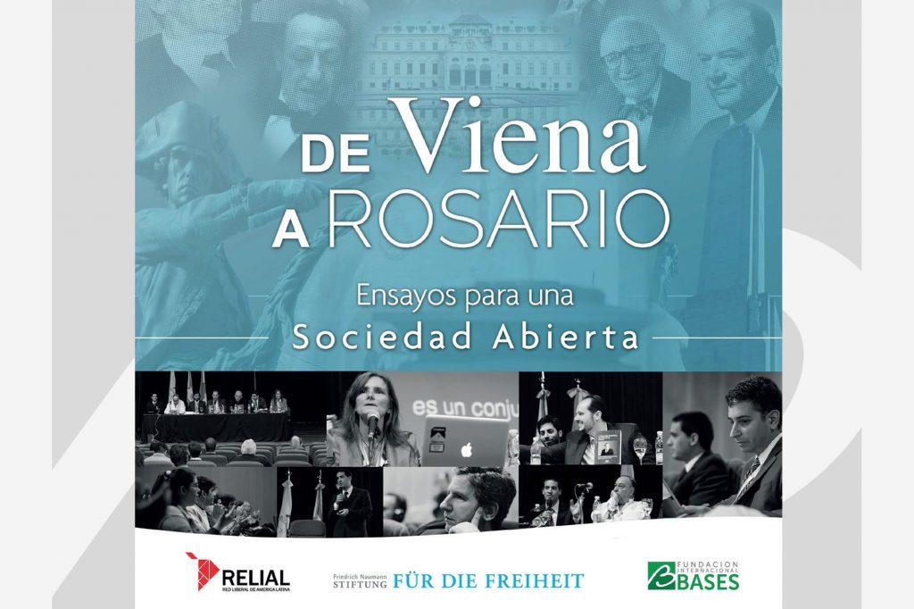 """Nuevo Libro: """"De Viena a Rosario – Ensayos para una Sociedad Abierta"""""""
