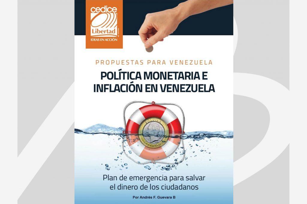 Venezuela: CEDICE presenta un Plan de Emergencia para Salvar el Dinero de los Ciudadanos