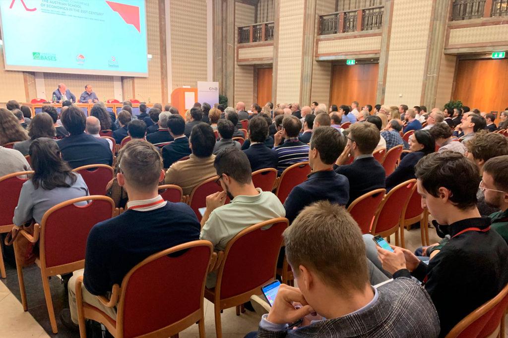 Evento la Fundación Internacional Bases reúne  a más de 300 participantes en Viena
