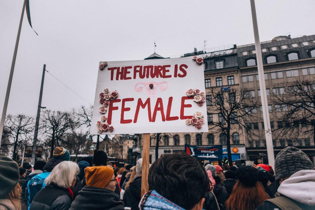 """""""Sin Feminismo No Hay Socialismo"""""""