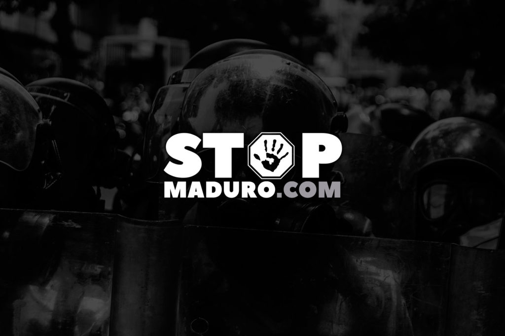 StopMaduro.com: para que Maduro Sea Juzgado por Crímenes Contra la Humanidad